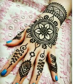 Back stunning handmade designs Henna Mehndi Tattoo lovers tie . # A - the best ideas DIY tattoo - hand Back Stunning Henna Mehndi designs Lovers tie tattoo - Henna Tattoo Hand, Henna Tattoo Designs, Mehndi Designs For Hands, Diy Tattoo, Henna Mehndi, Henna Art, Designs Mehndi, Mehendi, Henna On Hand