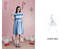 Viviana Mori   Cotton Candy Lookbook Spring Summer 2016