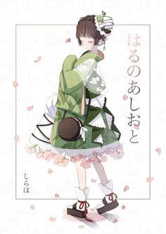 Loli Kawaii, Kawaii Chibi, Cute Chibi, Kawaii Anime Girl, Anime Art Girl, Anime Girls, Anime Chibi, Manga Anime, Anime Angel