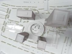 """Gallery of """"Fangda Business Headquarters"""" Winning Entry / Huasen Architects - 19"""