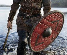 Magnus Chase viking shield