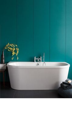 CLEARGREEN SATURN FREESTANDING BATH - 1700 X 750MM Bathroom Inspo, Bathroom Inspiration, Bathroom Ideas, Freestanding Bath, Bath Shower, Baths, Freestanding Tub, Freestanding Bathtub, Bathrooms Decor