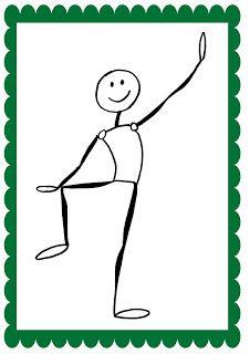 Όλα για το νηπιαγωγείο!: Σεπτεμβρίου 2016 Physical Education, Human Body, Physics, Activities, Learning, Kids Yoga Poses, Native Art, The Body, Day Care