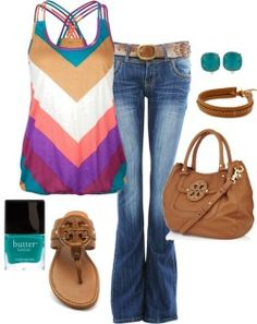 """""""Summer"""" by honeybee20 on Polyvore 