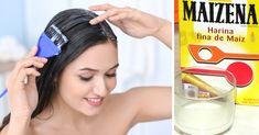 Con sólo 3 ingredientes, puedes alisar y dar brillo a tu cabello, con una receta súper simple: Curly Hair Styles, Natural Hair Styles, Hair Care Recipes, Diy Hair Care, Ficus, Belleza Natural, Diy Hairstyles, Beauty Skin, Glass Of Milk