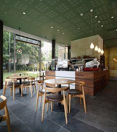 Holburne Garden Caf, London, 2011 - Softroom