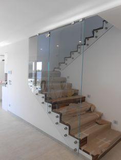 Glass railing, Sklenené zábradlie #glassrailing #sklo #sklenenezabradlie #zabradlie #glass