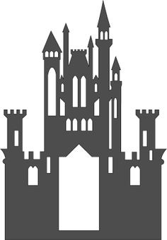 Designer Cuts : svg file - MEDIEVAL CASTLE (by Alissa Mortensen)