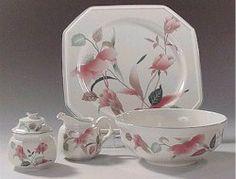 Our China pattern - Mikasa Silk Flowers