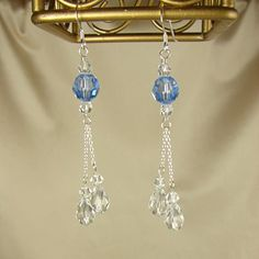 Jewelers Versus Retail Jewelry Stores Which Is Better Crystal Earrings, Crystal Jewelry, Beaded Earrings, Diy Swarovski Earrings, Diy Schmuck, Schmuck Design, Handmade Beaded Jewelry, Earrings Handmade, Wedding Jewellery Inspiration