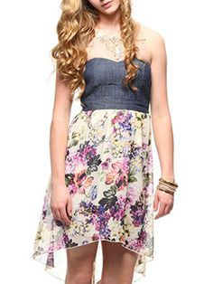 Rue 21 Summer Dresses with Sleeves
