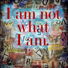William Shakespeare: Iago's Motivation