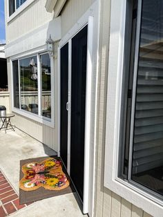 Keep the bugs OUT! Call (866) 567-0400 or visit www.chiproducts.com to purchase Retractable Screens for your home! Pictured is a set of French Door Retractable Screens newly installed in Dana Point, California. Retractable Screen Door, Pull Bar, Dana Point, Closet Doors, Orange County, Shutters, French Doors, Screen Doors, California