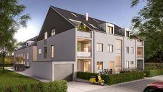 München Trudering-Riem: Neues Bauprojekt von Kempe Immobilien. Bild: Kempe Immobilien http://www.exklusiv-muenchen.de/immobilien/trudering-riem-39214 #Immobilien #München