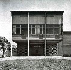 Kishi Memorial Hall 1940|岸記念体育館 前川国男 [ 担当 丹下健三 ]