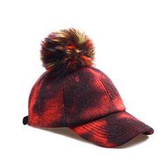 Hatphile Mens Womens Dad Hat Large Tweed Faux Fur Pompom ... https://www.amazon.com/dp/B07779CV1V/ref=cm_sw_r_pi_dp_U_x_Gl9vAbQKJTMJR