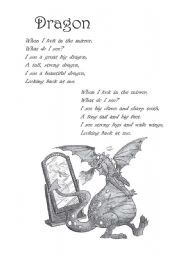 Funny Dragon Poems for Kids   A Love of Reading   Dragon ...