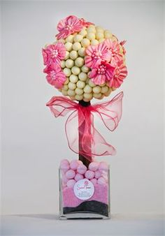 Sweet Tree by Rivera™ : Malteser and Pink Floral collection WCTR33