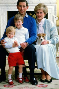 Prince Harry comes from a loving and supportive family. Time to pass on some of that amazing, Henry!  - GoodHousekeeping.com