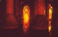 Cisterna romana a Istanbul