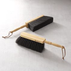 Redecker® Natural Dustpan  Brush  | how could you go past this?