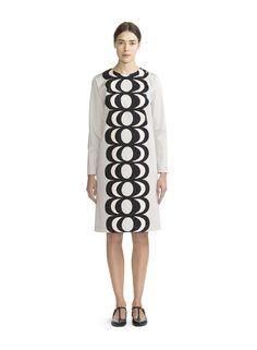robe MAKALU, haut HANANG - vêtements MARIMEKKO - automne 2015