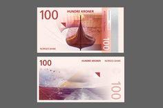 Metric banknotes 100