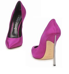 Io non so chi abbia inventato i tacchi alti,ma tutte le donne devono loro molto