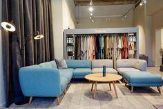 Modul Sofa Alfred  #sofacompany_de #showroomberlin #danishdesign #furniture #scandinavianinterion #homeinspiration #hygge Sofas, Modul Sofa, Danish Design, Store Design, Hygge, Designer, Couch, Inspiration, Furniture