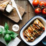 caprese grilled cheese - www.iamafoodblog.com