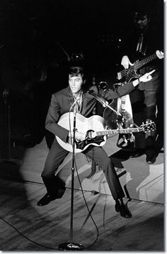 """Elvis Aaron Presley (January 8, 1935 – August 16, 1977) was one of the most popular American singers of the 20th century. A cultural icon, he is widely known by the single name Elvis. He is often referred to as the ""King of Rock and Roll"" or simply ""the King"""