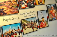 Experience North East India under one root at Don Bosco Centre for Indigenous Cultures (DBCIC) in Shillong, Meghalaya, India!