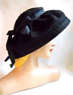 d049a635ab1 Dorothea s Closet Vintage Clothing Vintage Hats Vintage Accessories