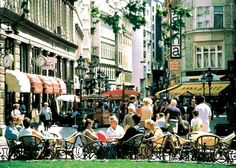 Váci utca #Hungary #Budapest #shopping