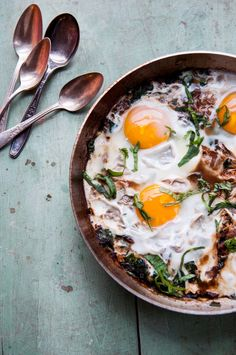 ... about *Egg recipes* on Pinterest | Poached eggs, Baked eggs and Eggs