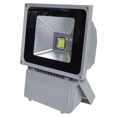 Proyector LED 80W COB IP65 6000K Gris