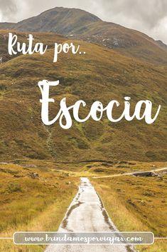 Guía de viajes para hacer un roadtrip por Escocia Kuta, Inverness, Travel Blog, Deco, Travelling, Bucket, Europe In Winter, European Travel, Travel Alone