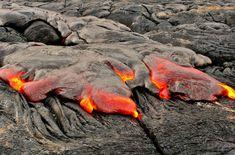 lava flow hawaii by James Binder - Photo 35525812 / Lava Flow, Big Island Hawaii, Binder, Earth, Teacher Binder