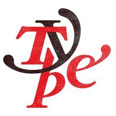 """""""TYPE"""" monogram design by Andrei Robu. (www.robu.co)"""
