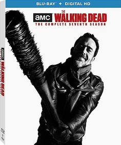 THE WALKING DEAD THE COMPLETE SEVENTH SEASON BLU-RAY (ANCHOR BAY)