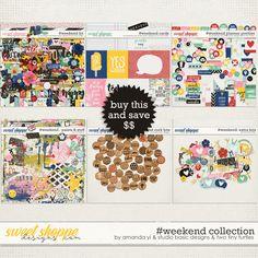 #Weekend: Bundle by Amanda Yi, Studio Basic Designs & Two Tiny Turtles