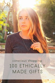 100 ethical gift ide