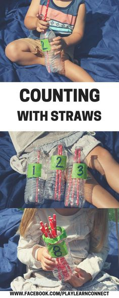 COUNTING WITH STRAWS
