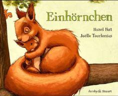 다람쥐 영웅 | 4세 이상, 32 pages, 26 x 21 cm |  다른 형제 다람쥐보다 더 조그맣고 부끄러움을 많이 타는 아기 다람쥐가 주인공이다. 가족은 이런 아기 다람쥐를 놀리고, 더이상 참을 수 없는 다람쥐는 집을 떠나기로 결심한다. 다양한 모험을 경험하고 다시 집으로 돌아온다는 이야기다.    새로운 가족을 찾아 떠난 여행길에서 다람쥐는 토끼, 오리등 다른 동물들과 친구가 된다. 하지만 매번 부족함을 느낀다. 노루의 뿔을 한 개 선물로 받고 집으로 돌아온 아기다람쥐는 그 뿔을 이용해서 위험에 처한 가족을 구하고 가족의 영웅이 된다. 이제 더이상 조그맣고 부끄러움을 많이 타는, 그래서 언제나 놀림의 대상이 되었던 다람쥐가 아니다.