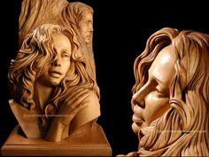 Canadá tallador de madera y escultor Fred Zavadil nació en Bohemia y emigró a Canadá en 1989. Un albañil de profesión, se ganaba la vida en la construcción en los primeros años. El deseo de convertirse en un tallador de madera llegó en 1992...
