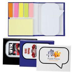 Speech Bubble Notepad with Flags | Produktz