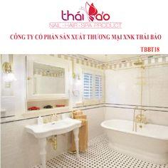 Bồn tăm , bồn tắm cao cấp, TBBT18