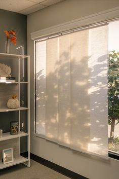 Chicology Sliding Panels are the perfect window treatment for big window. They can also act as room divers and closet doors. Balcony Doors, Sliding Panels, Big Windows, Room Darkening, Closet Doors, French Doors, Window Treatments, Blinds, Curtains