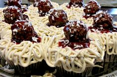 Love it? Pin it (just click the photo). Follow Spend With Pennies on Pinterest for more great recipes!  I made these for my sons birthday and they were a HUGE hit! The best part is that they are super easy to make and you really cannot...