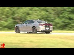 4K #DODGE 2017 Dodge Charger SRT Hellcat @ Running Footage - YouTube